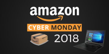 Notebook in offerta Cyber Monday 2018