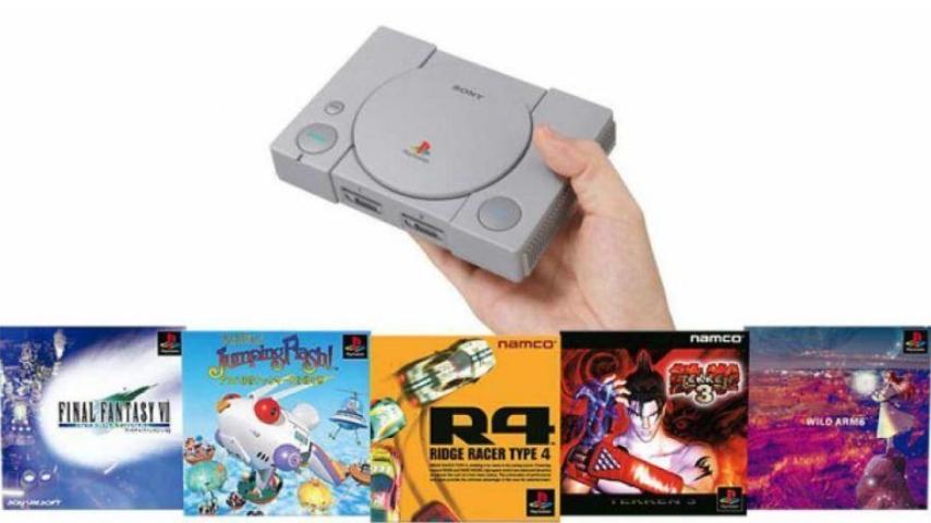 playstation classic giochi