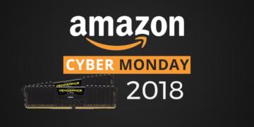 Ram e SSD in offerta Cyber Monday 2018