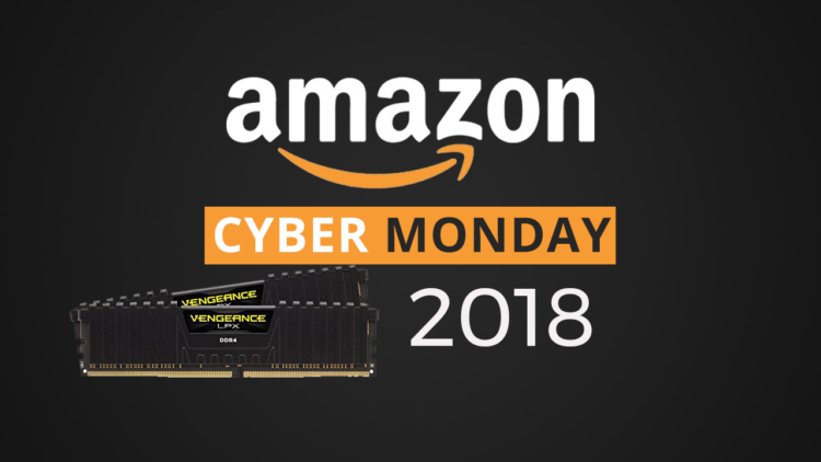 Ram e SSD in offerta Cyber Monday 2018