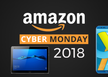 Smartphone e Tablet Cyber Monday 2018