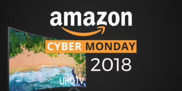 Tv 4k e Soundbar Cyber Monday 2018