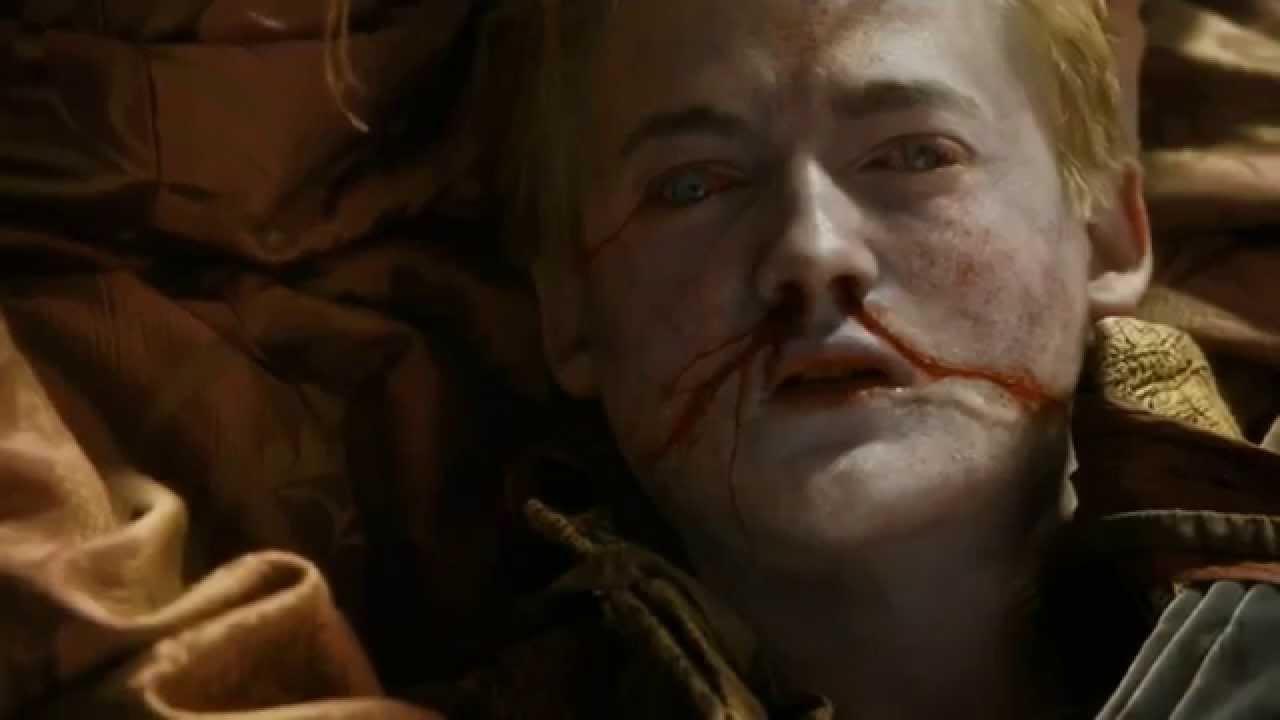 la morte di Joffrey Baratheon