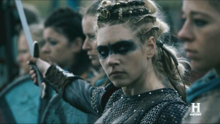 Vikings 5? Da quando è morto Ragnar tutto il resto è noia