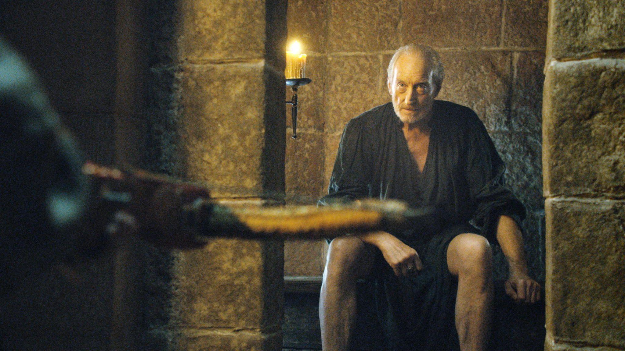 la morte di Tywin Lannister