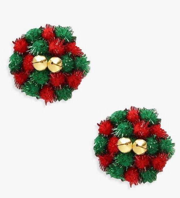 I copricapezzoli natalizi erano ciò che mancava per un Natale perfetto