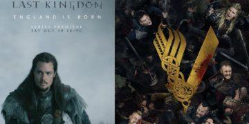 Vikings 5 o The Last Kingdom 3? E' scontro tra vichinghi