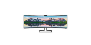 Monitor Curvo Philips 499P9H