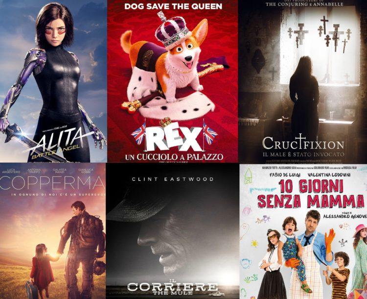 I film in uscita a febbraio 2019: le novità al cinema