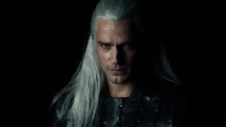 the witcher serie tv