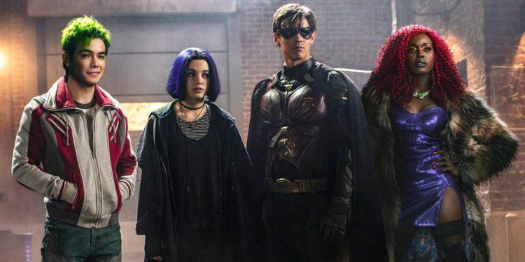 Titans: quanto ha senso Robin senza Batman?