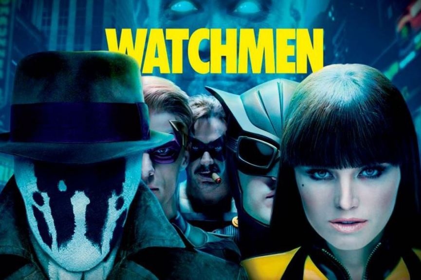 watchman serie tv