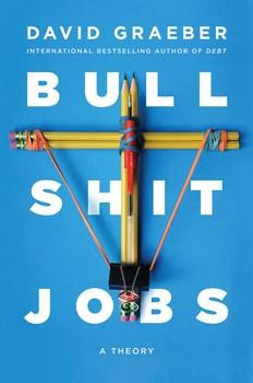 Copertina libro Bullshit Jobs
