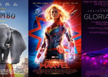 I film in uscita a marzo 2019 al cinema