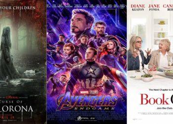 Film al cinema ad aprile