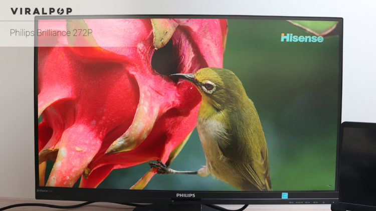 Philips Brilliance 272P, recensione del monitor 4k professionale che costa meno di 500 €