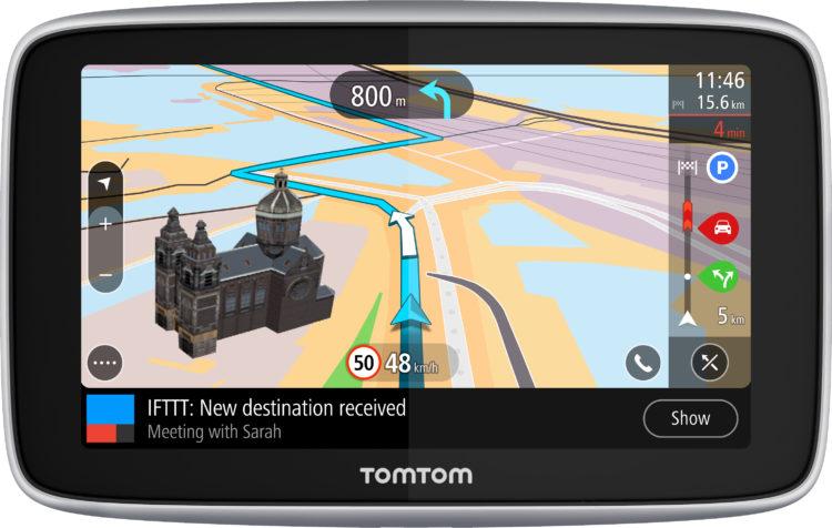 TomTom celebra 100 milioni di vendite con il nuovo GO Premium