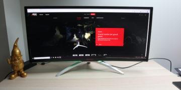 """Recensione AOC AGON AG352QCX: un monitor 35"""" per pro gamer (e non solo)"""