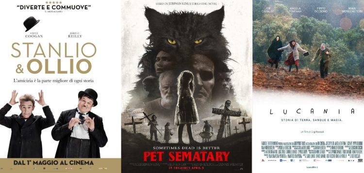 I film in uscita a maggio 2019 al cinema