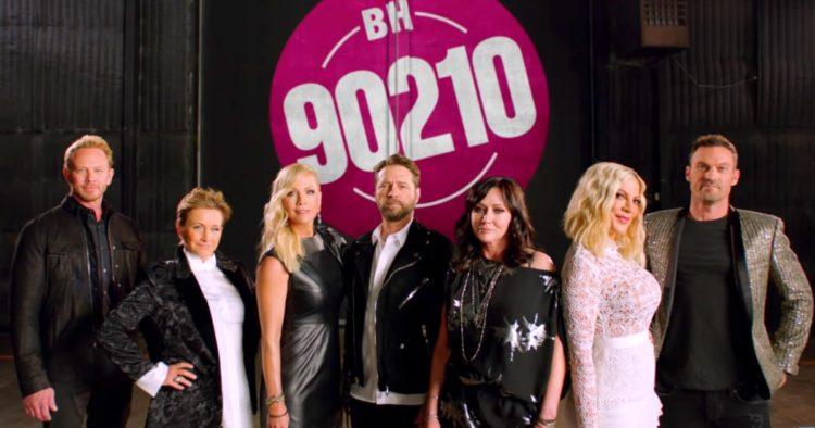 Beverly Hills 90210: il trailer del grande ritorno di Brenda, Brandon & Co