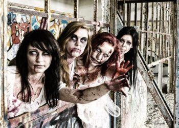 È zombie mania anche nel mondo della moda