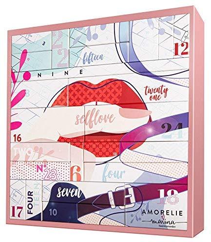 Il calendario erotico dell'avvento 2019 Amorelie si fa in 3: Classic, Luxury e Selflove