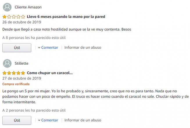 Il succhia clitoride trionfa su Amazon e gli uomini si indignano nelle recensioni