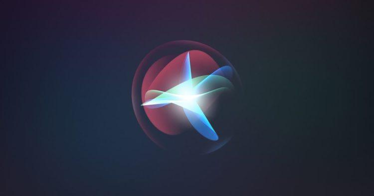 Il logo di Siri