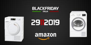 Asciugatrici Black Friday 2019: le offerte migliori