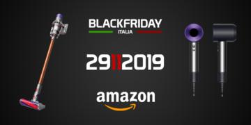 Dyson Black Friday 2019: le migliori offerte in tempo reale