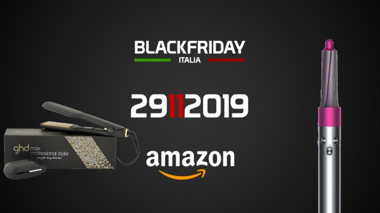 Piastre per capelli Black Friday 2019, le migliori in offerta