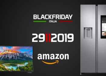 Samsung Black Friday 2019: le offerte migliori su Amazon
