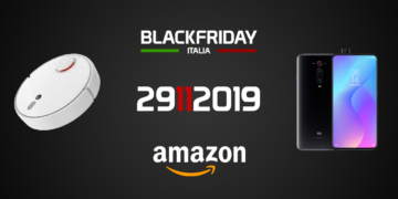 Xiaomi Black Friday 2019, non solo smartphone in offerta