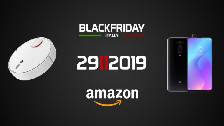 Xiaomi Black Friday 2019, non solo smartphone in offerta