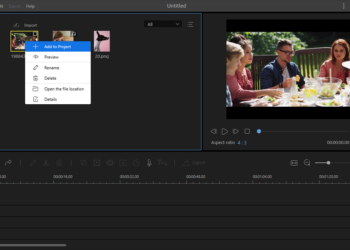 Editing video facile con EaseUS Video Editor