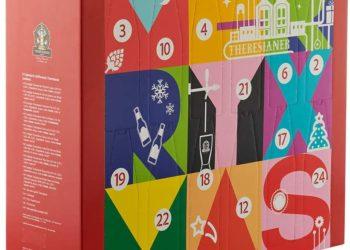 Il calendario dell'avvento birre Theresianer 2020